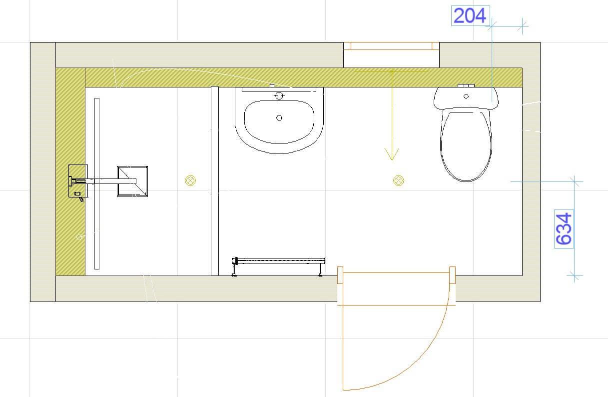 технический дизайн сип-дома